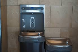 SRHS Gushes Over New Water Fountain