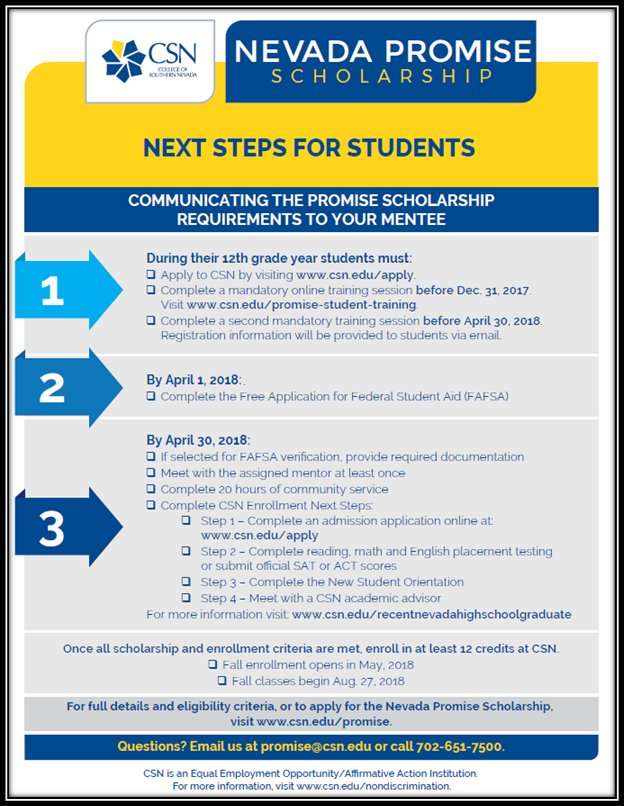 Nevada+Promise+Scholarship
