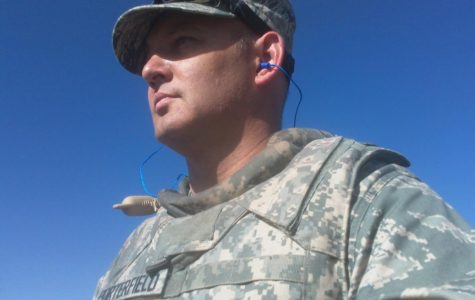 Senior Master Sergeant Patrick Porterfield