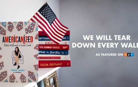 Memoir: Americanized by Sara Saedi
