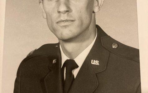 Captain Gene Padgett, retired