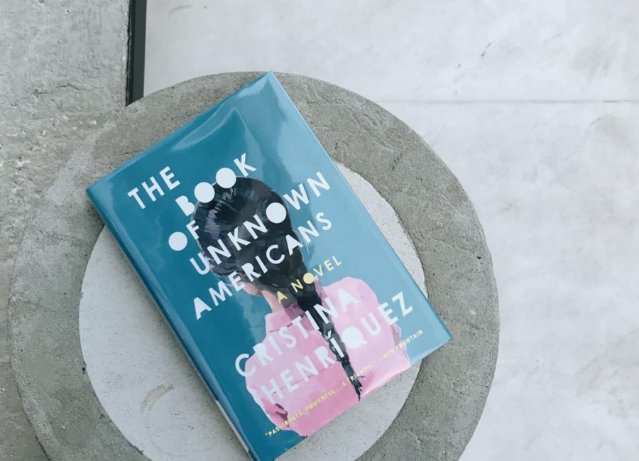 Fiction: The Book of Unknown Americans by Cristina Henriquez