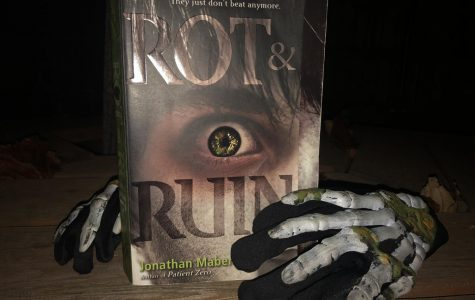 Fiction: Rot & Ruin by Jonathan Maberry