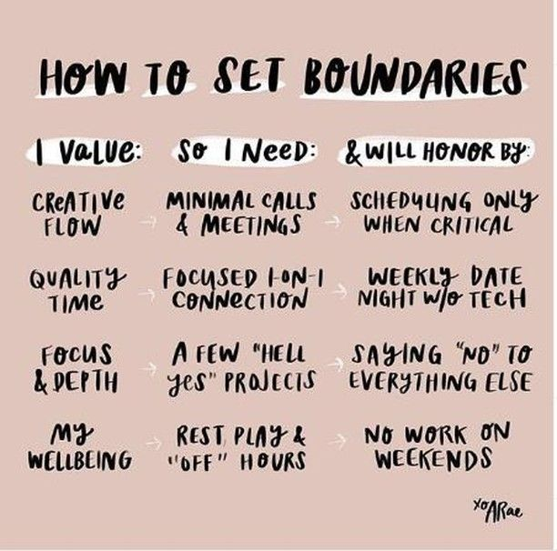How to Set Boundaries and Avoid Burnout