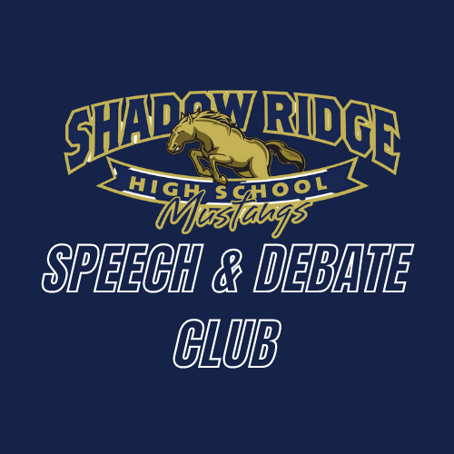 The Speech and Debate Club of Shadow Ridge High School