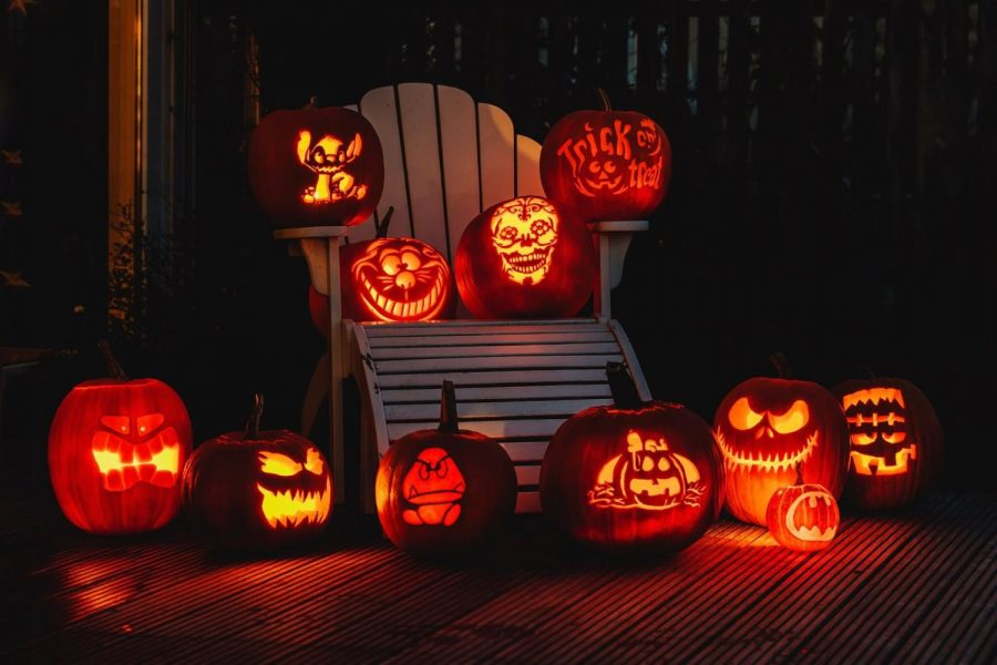 Pumpkin Carving Contest Winners