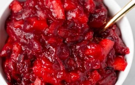 """Mrs. Brackney's """"Homemade Cranberries"""""""