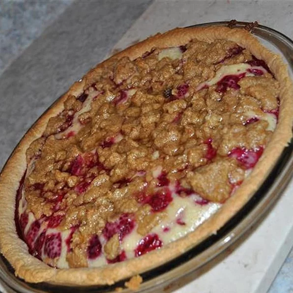 Mr. Jared Bushman's amazing and deliciously looking pie.
