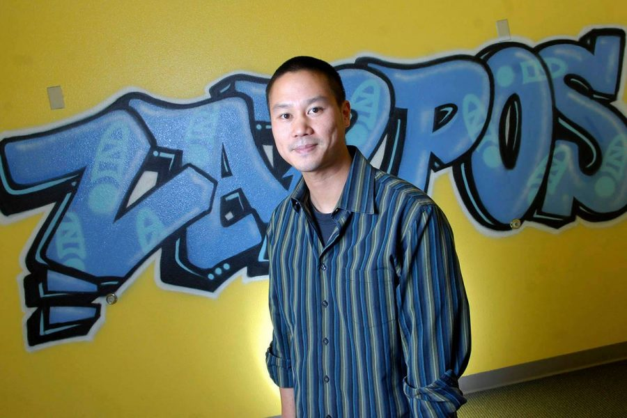 Tony Hsieh brought a new life to Downtown Las Vegas