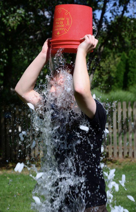 New+Treatment+For+ALS+Thanks+To+The+Ice+Bucket+Challenge