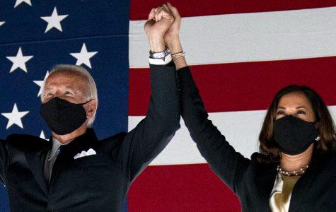 Joe Biden and Kamala Harris Win Election