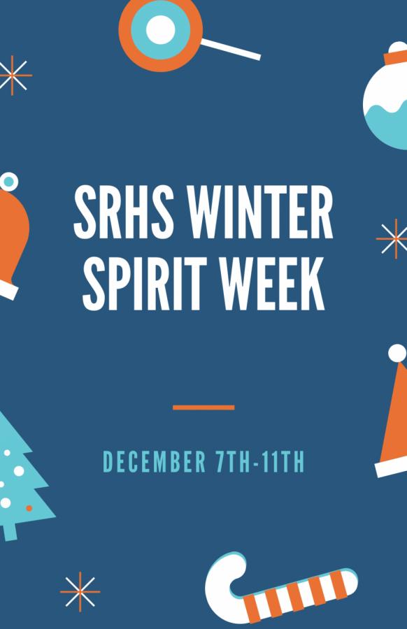 SRHS+Winter+Spirit+Week