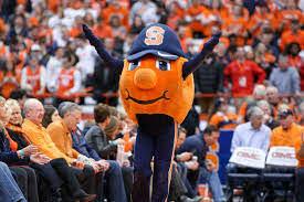 Otto the Orange: Syracuse University