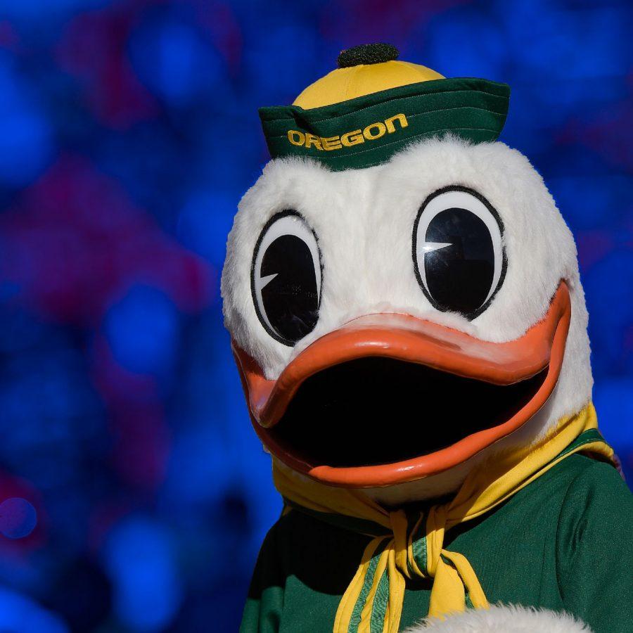 The Duck:University of Oregon