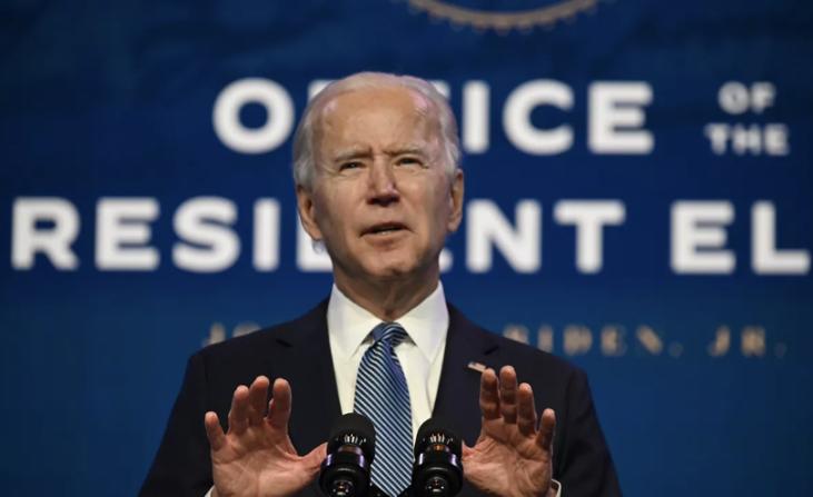 Biden's American Rescue Plan
