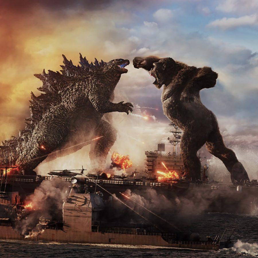Godzilla+and+Kong+Clash%2C%0APhoto+Courtesy+of%3A+Warner+Bros.