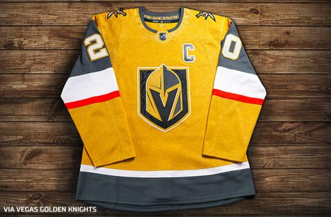 Golden Knights Release Two Brand New Jerseys