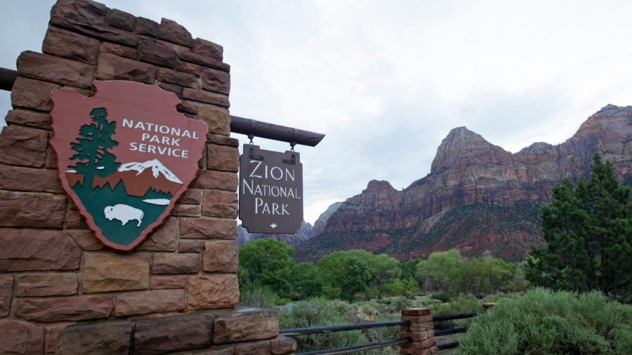 Zion National Park is a must see and close to Las Vegas.