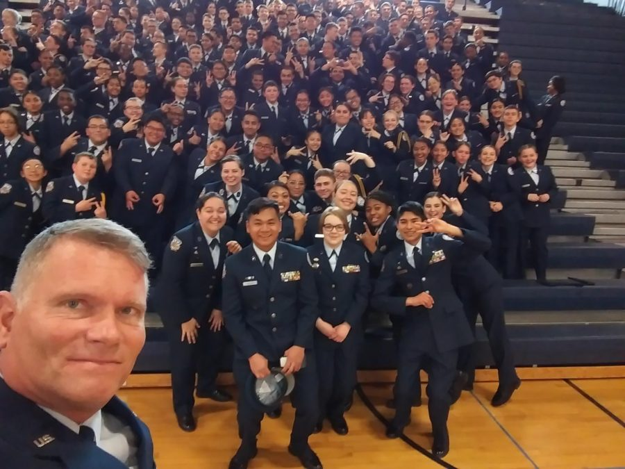 JROTC - Military/Aerospace Science
