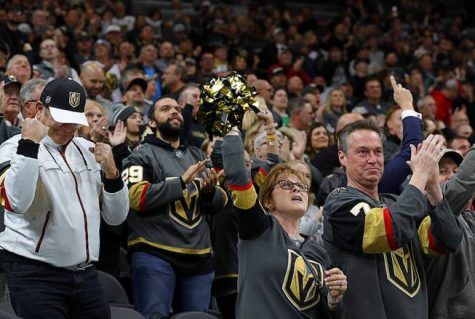 Golden Knights Fans