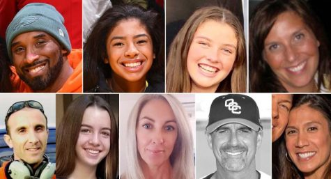 All Nine Victims of Calabasas Helicopter Crash