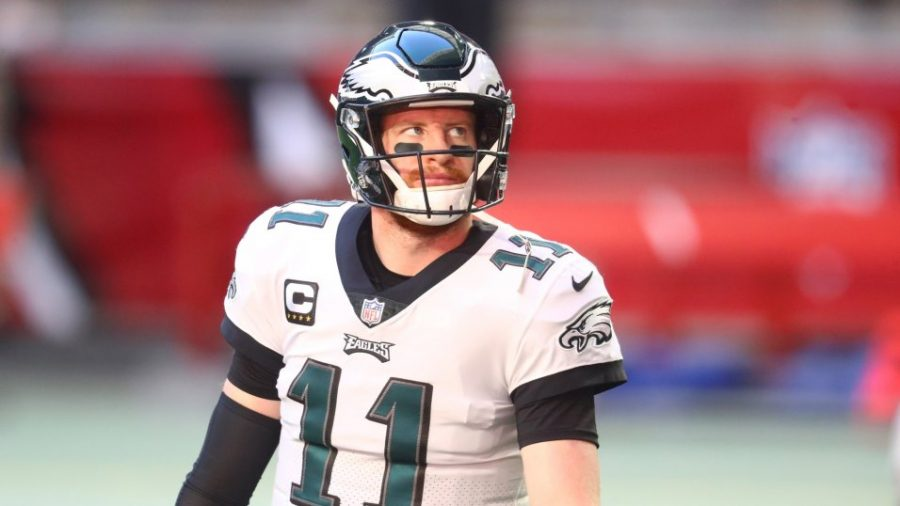 Carson Wentz Traded to Colts