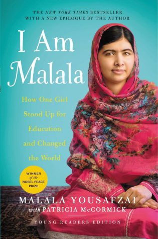 Memoir: I Am Malala by Malala Yousafzai