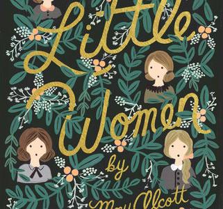 Fiction: Little Women by Louisa May Alcott