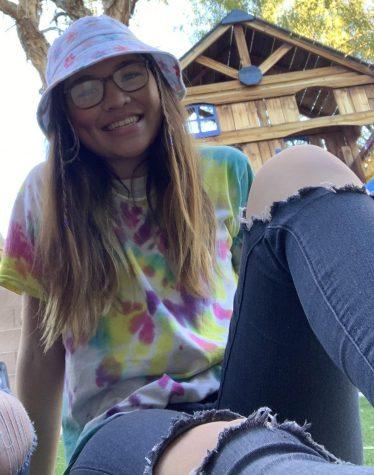 Soriya Ritchie sells bucket hats on Instagram.