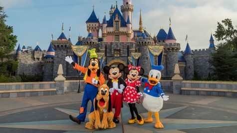 Disneyland plans to reopens April 30th