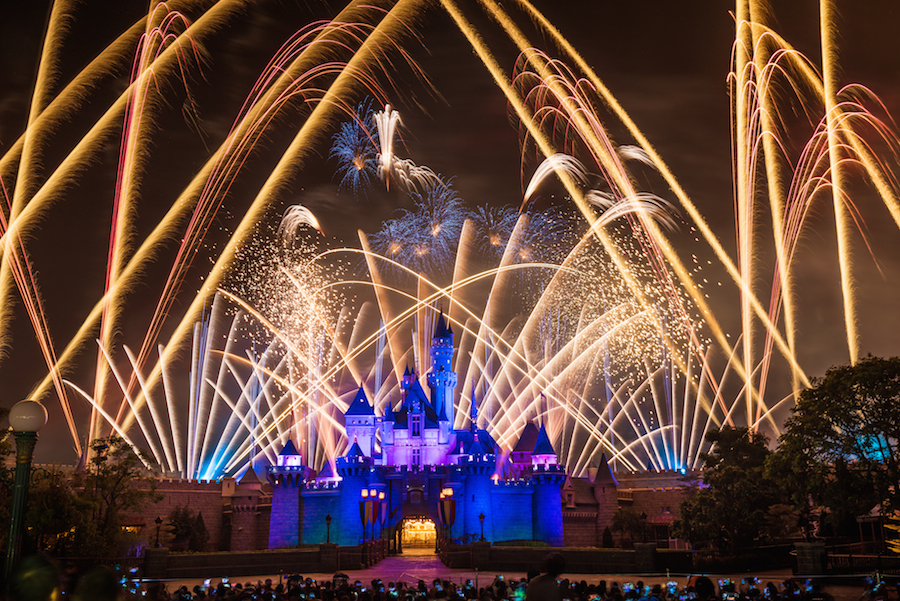 Disney's Nighttime Spectacular will be unavailable for the park's opening