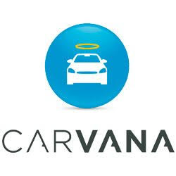 This is the Carvana logo