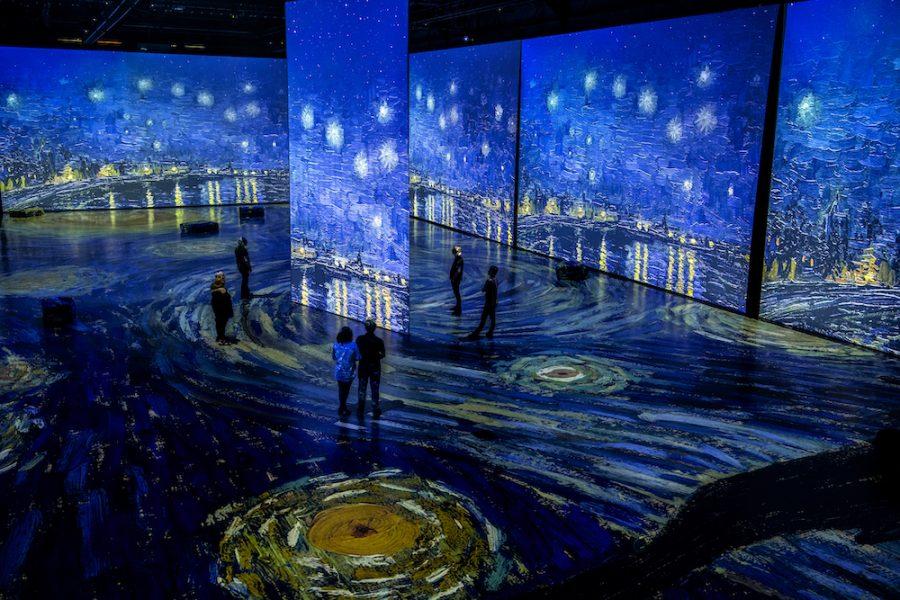 %22The+Starry+Night%22+at+Immersive+Van+Gogh