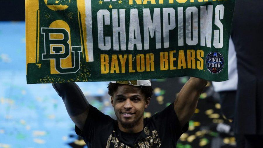 Baylor wins the NCAA National Championship