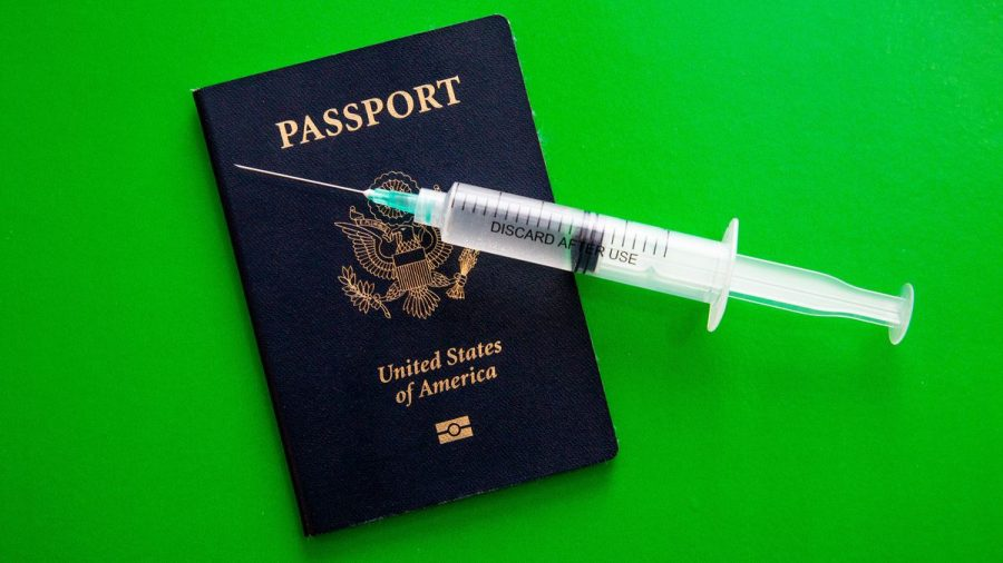 Vaccine+Passport