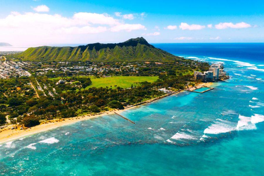 An Island of Hawaii