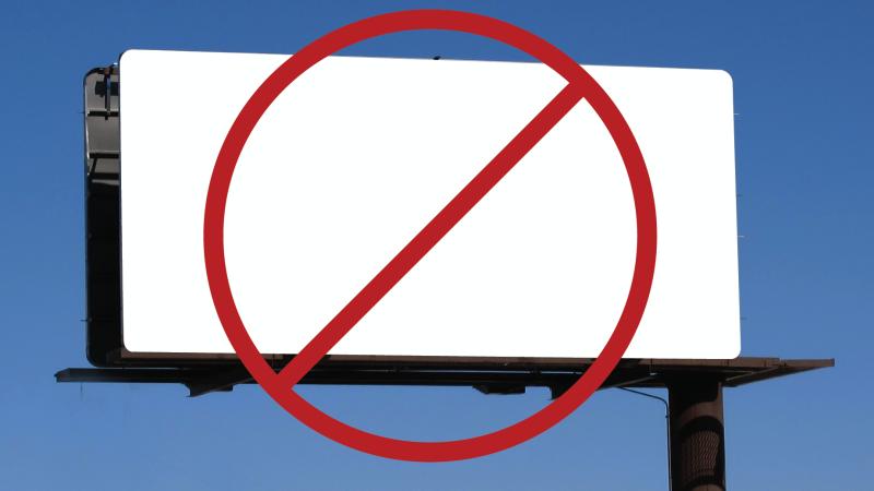 Hawaii Bans the Use of Billboards