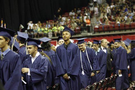Shadow Ridge graduates in 2018.