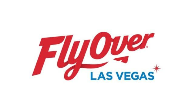 This is the Logo for the FlyOver ride.