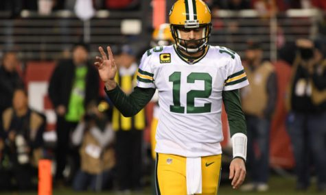 Aaron Rodgers Wants out of Green Bay