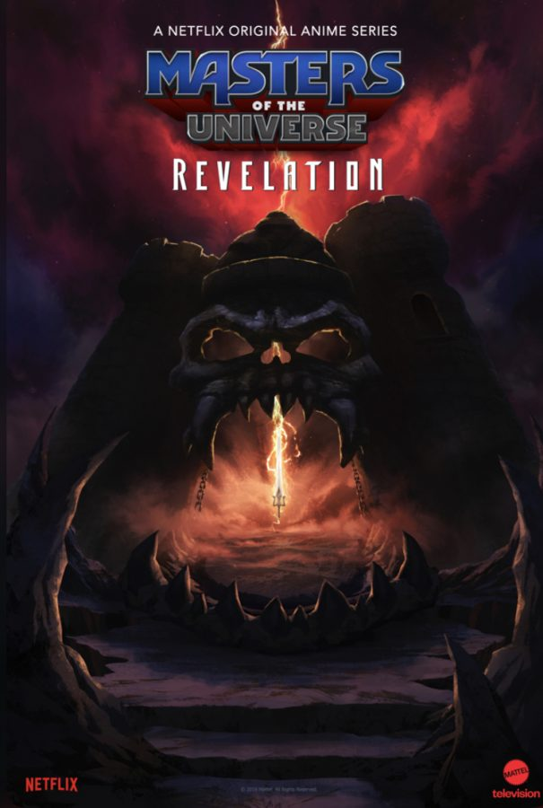 Masters of The Universe: Revelation Poster