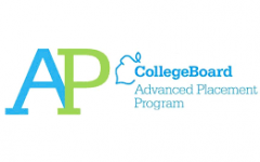 Students are taking AP exams now in May.