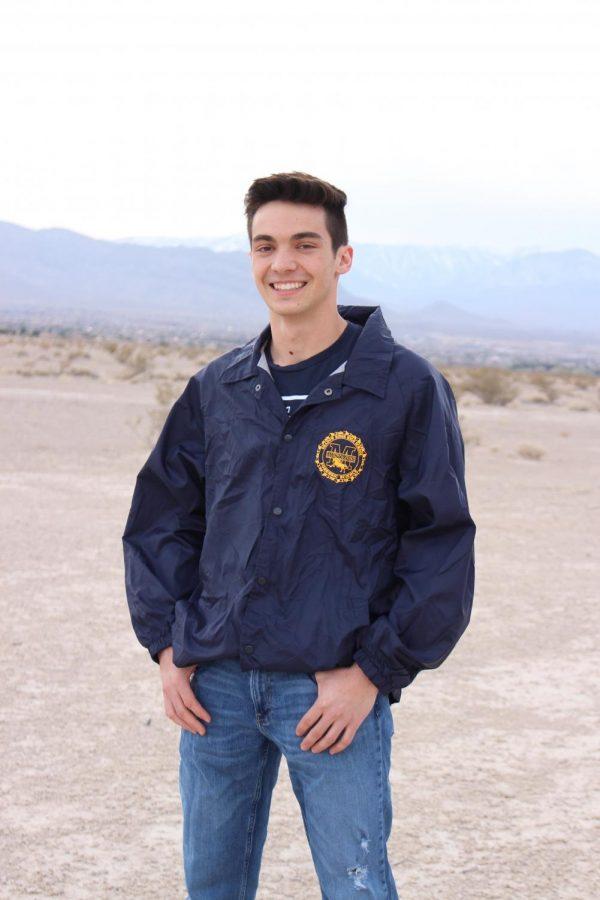 Senior, Benjamin Scow
