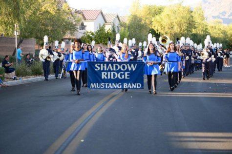 Shadow Ridges Marching Band