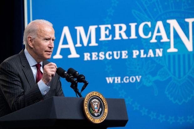 Biden Giving a Speech