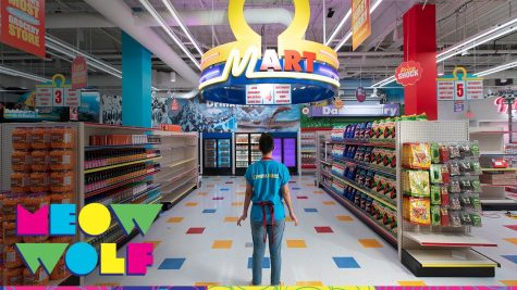 Omega Mart: A Grocery Store Like No Other