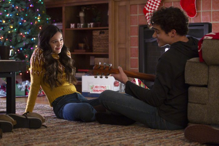 Ricky and Nini in the first episode of the second season