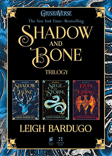 This is the Shadow and Bone book trilogy.