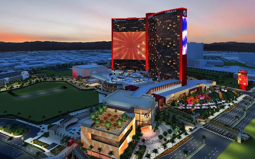 New Resorts World Hotel