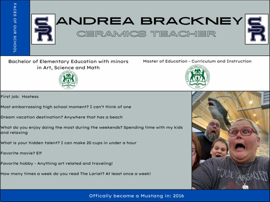 Andrea+Brackney